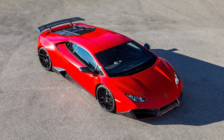 Novitec Torado lleva el Lamborghini Huracán LP 580-2 hasta los 830 CV