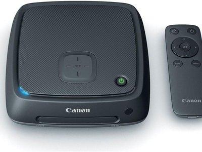 ¡Chollo! Connect Station Canon CS100, un disco duro multimedia de 1TB con WiFi, por 39 euros