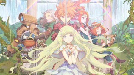 ¡Sorpresa! Adventures of Mana acaba de salir a la venta en PS Vita