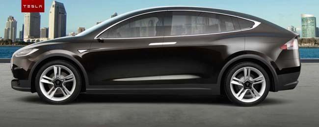 Foto de Tesla Model X (10/15)