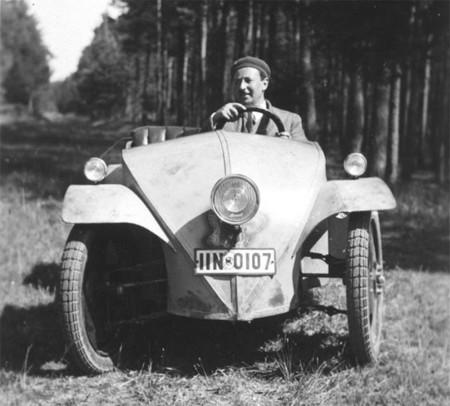 Volks-Wagen de Josef Ganz, 1930