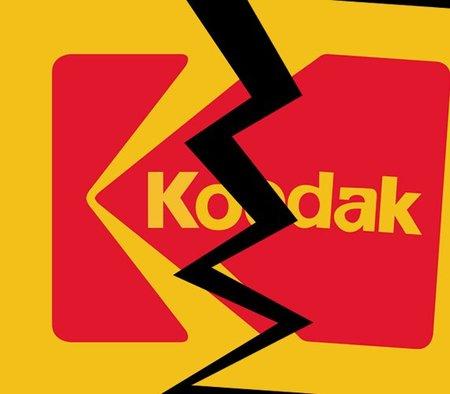 ¿Llega ya, finalmente, la bancarrota de Kodak?
