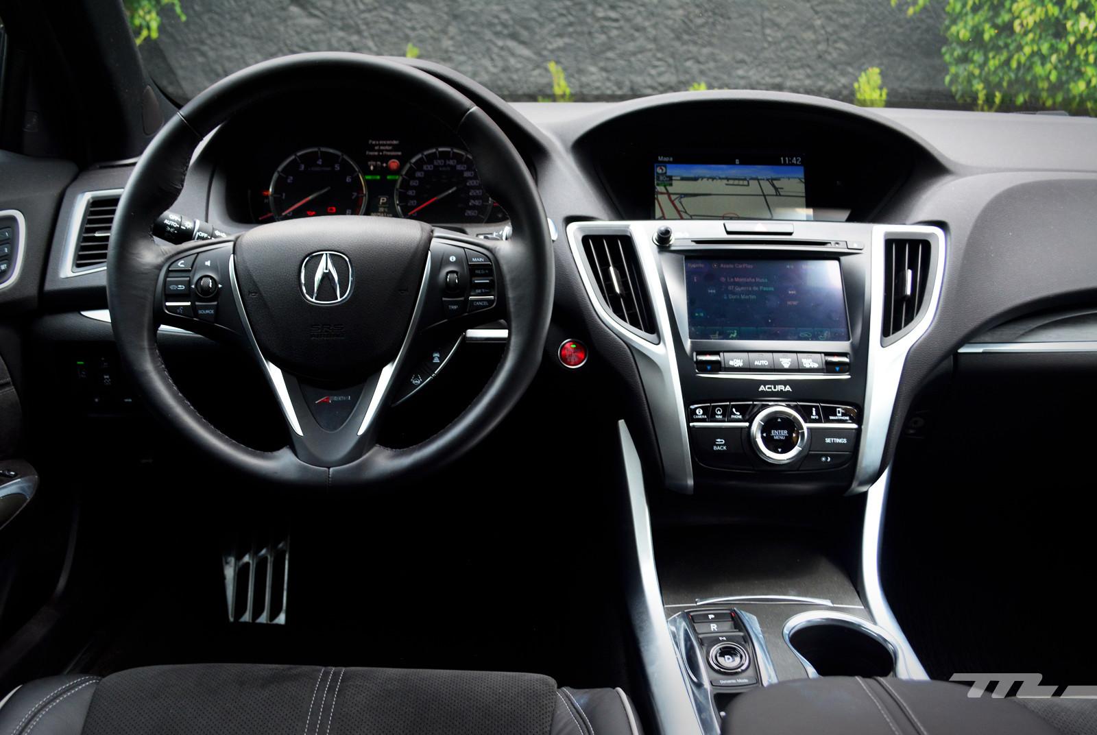 Foto de Acura TLX A-Spec (Prueba) (9/19)