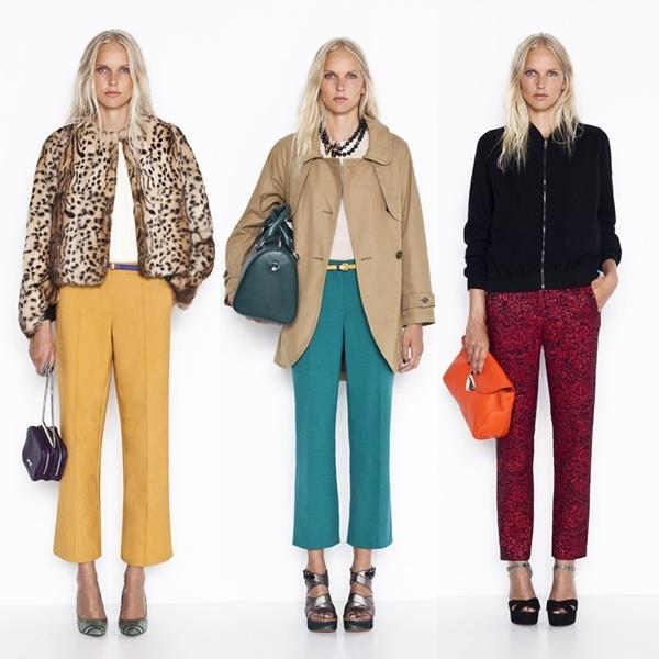pantalones colores