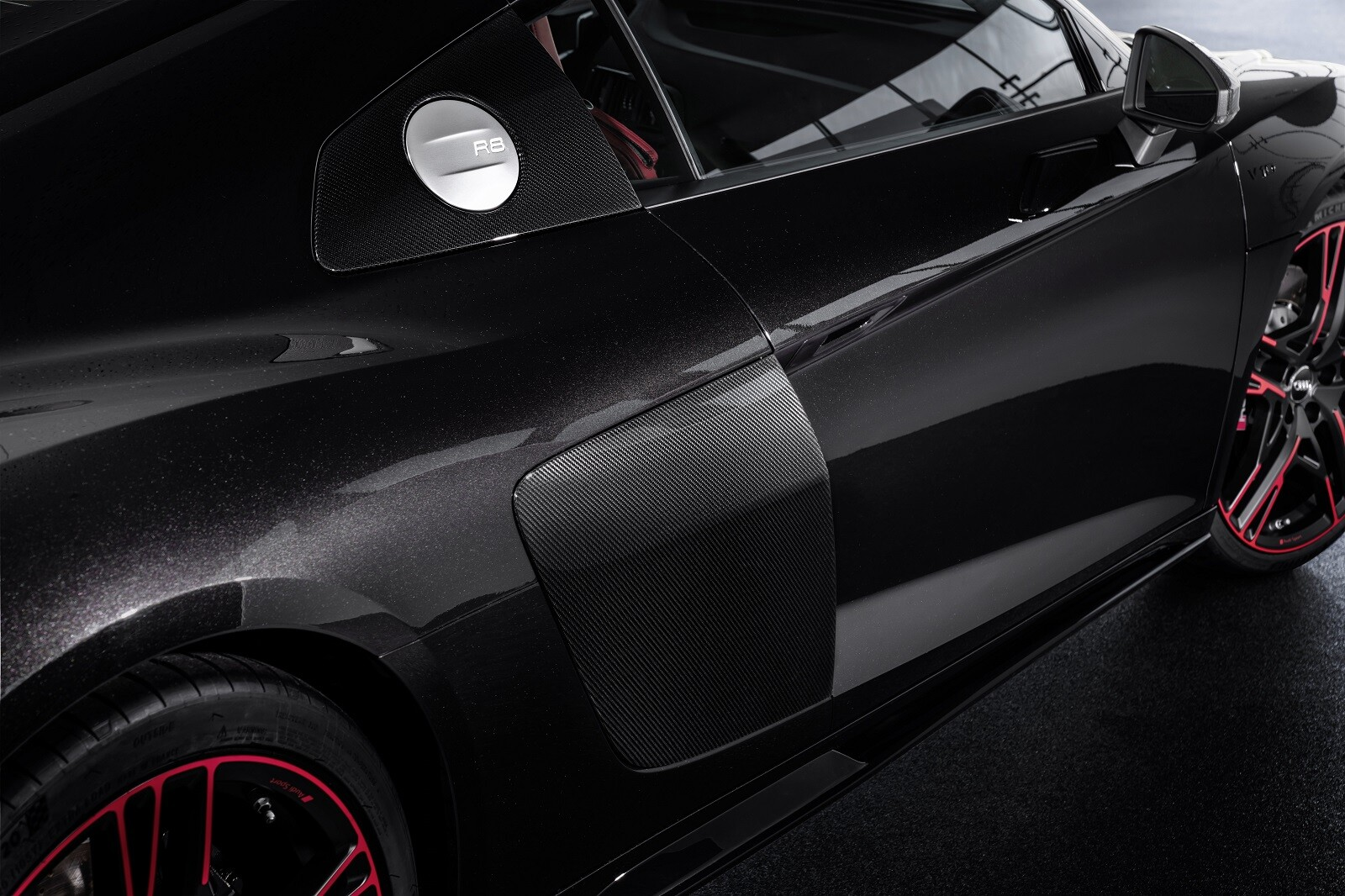 Foto de Audi R8 RWD Panther Edition (14/30)