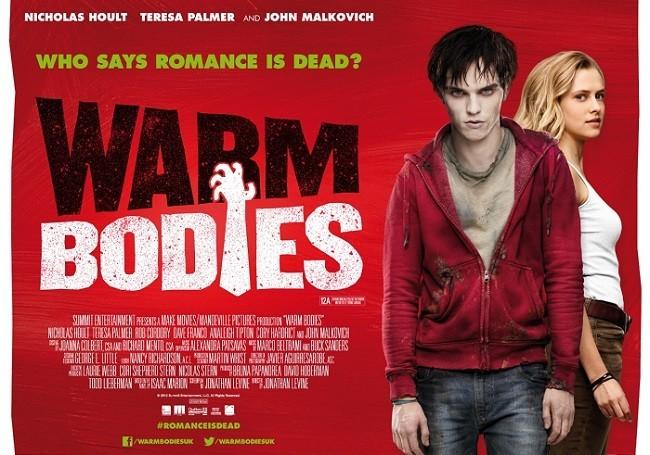Imagen con un cartel de 'Memorias de un zombie adolescente'