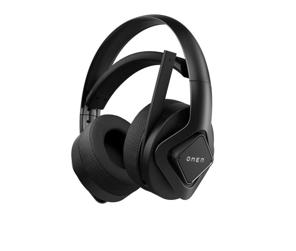 HP muestra su último auricular gaming: el OMEN Frequency Wireless Headset promete sonido 7.1 virtual y hasta 30 horas de autonomía