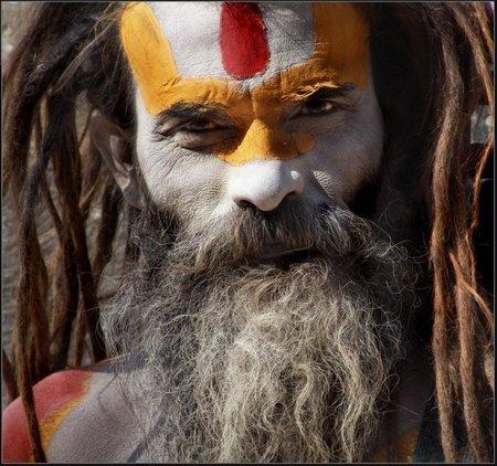 Los sadhus de India y Nepal