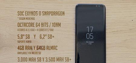 Reserva ya los Galaxy S8 y Galaxy S8 Plus en Amazon España y recíbelos el 20 de abril