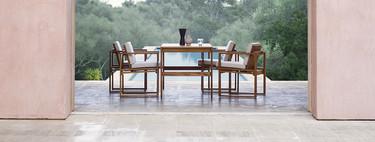 """El buen diseño es discreto y atemporal y esta colección """"Indoor-Outdoor"""" diseñada en 1959 es una buena prueba de ello"""