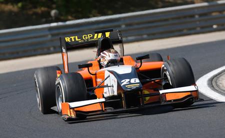 Dani Clos seguirá con MP Motorsport en Bélgica