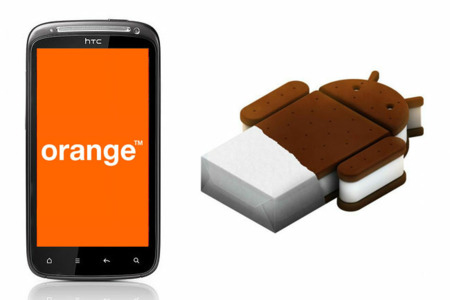 Orange actualiza por fin su HTC Sensation a Ice Cream Sandwich