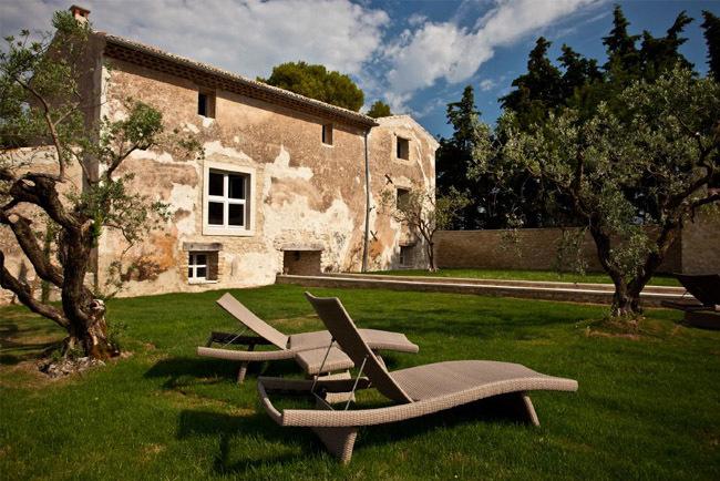 Hotel rural en Francia