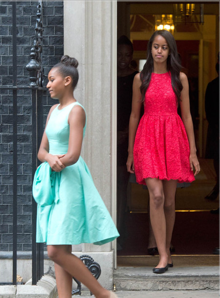 Sasha And Malia London