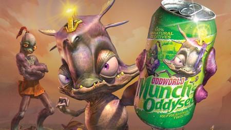 Oddworld: Munch's Oddysee vuelve a la actualidad con una remasterización para Switch que saldrá en mayo