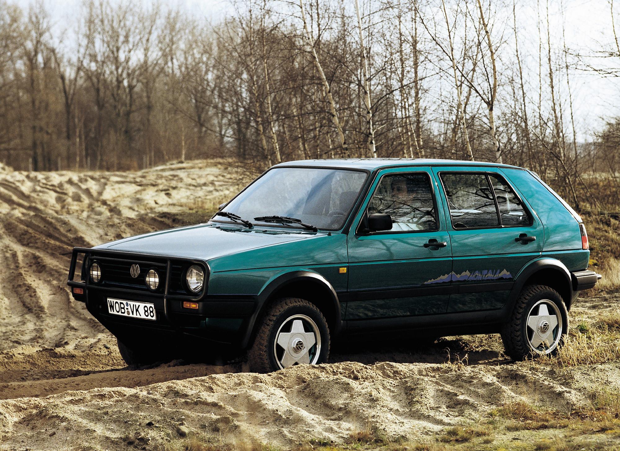 Foto de Volkswagen Golf Country (1/11)