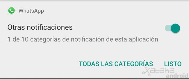 Whatsapp Notifications