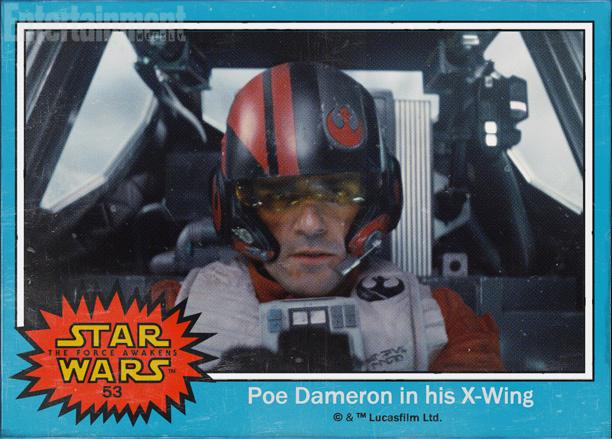 Foto de 'Star Wars: El despertar de la fuerza', imágenes oficiales en forma de cromos (2/8)