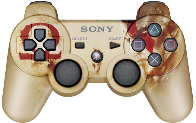God of War Ascension DualShock 3