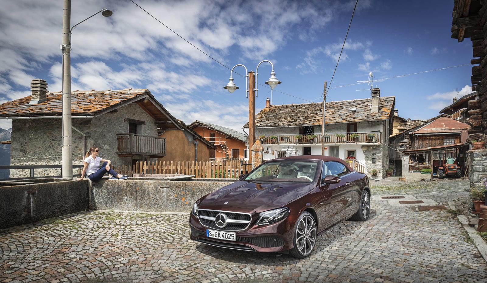 Foto de Mercedes-Benz Clase E Cabrio, toma de contacto (36/156)