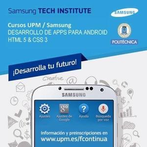 Samsung ofrece tres cursos gratuitos para jóvenes desempleados en Madrid