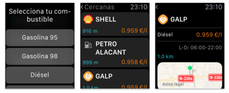 Gasall App De La Semana Apple Watch