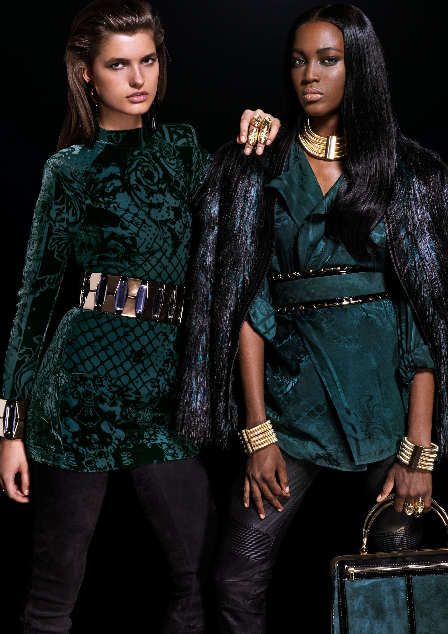Foto de Lookbook de H&M x Balmain (7/38)