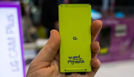 Módulo de batería del LG G5