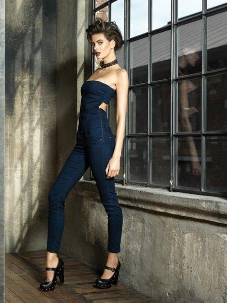 Lookbook Fornarina denim Otoño-Invierno 2011/2012: Fabulous Legs
