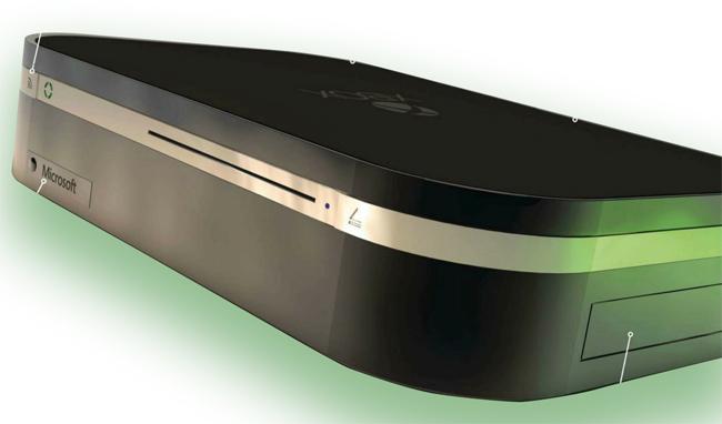 Xbox 720 Recreación