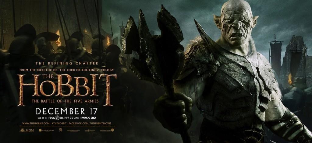Foto de 'El hobbit: La batalla de los cinco ejércitos', carteles (20/29)