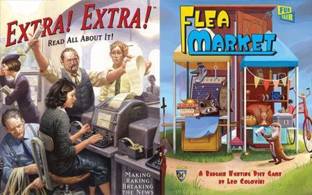 Si te gustó 'Los Colonos de Catán', atento a estos dos nuevos juegos de mesa