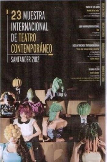 Teatro gratis en una nueva edición de la 'Muestra Internacional de Teatro Contemporáneo de Santander'