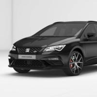 SEAT León CUPRA ST 370: Modificado para llegar a los 370 hp y disponible sólo en un país