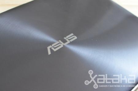 ASUS Zenbook UX31A análisis diseño concénctrico