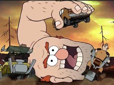 Louis CK es eliminado de 'Gravity Falls' y piden que se haga lo mismo con Matt Damon en 'Ocean's 8'