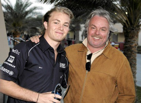 Nico And Keke Rosberg