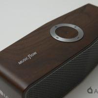 LG Music Flow, análisis: un buen altavoz portátil para acompañar a tu Mac o dispositivo iOS