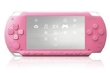 Playstation 2 y PSP en rosa