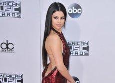 Lo mejor de la alfombra roja de los American Music Awards 2015