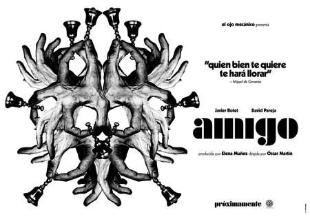 'Amigo', un angustioso relato de horror y humor negro sobre los límites de la amistad