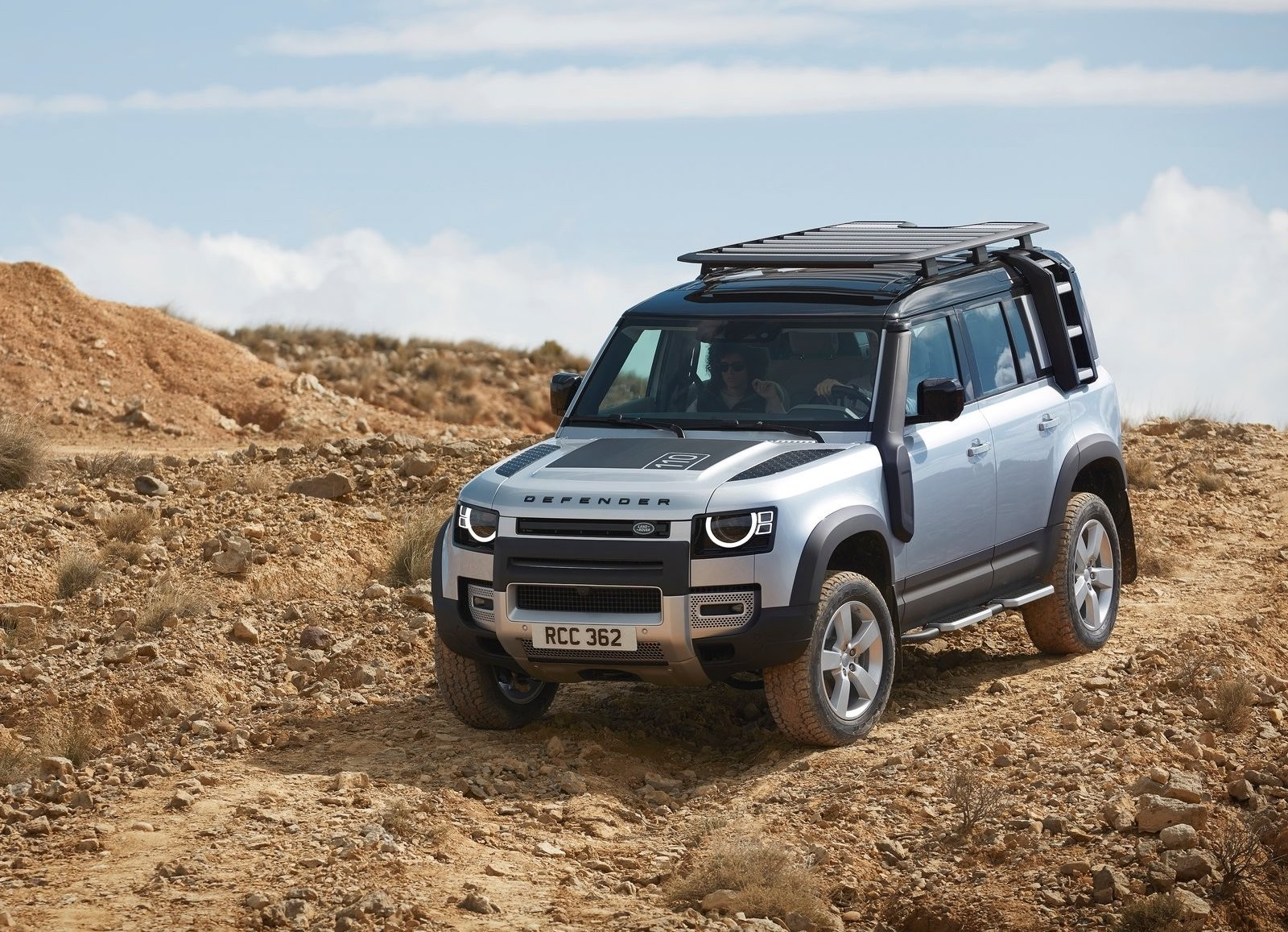 Foto de Land Rover Defender 2020 (1/13)