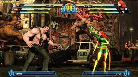 'Marvel vs. Capcom 3. Haggar y Phoenix confirmados