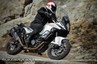 KTM 1290 Super Adventure, prueba (conducción en ciudad y carretera)