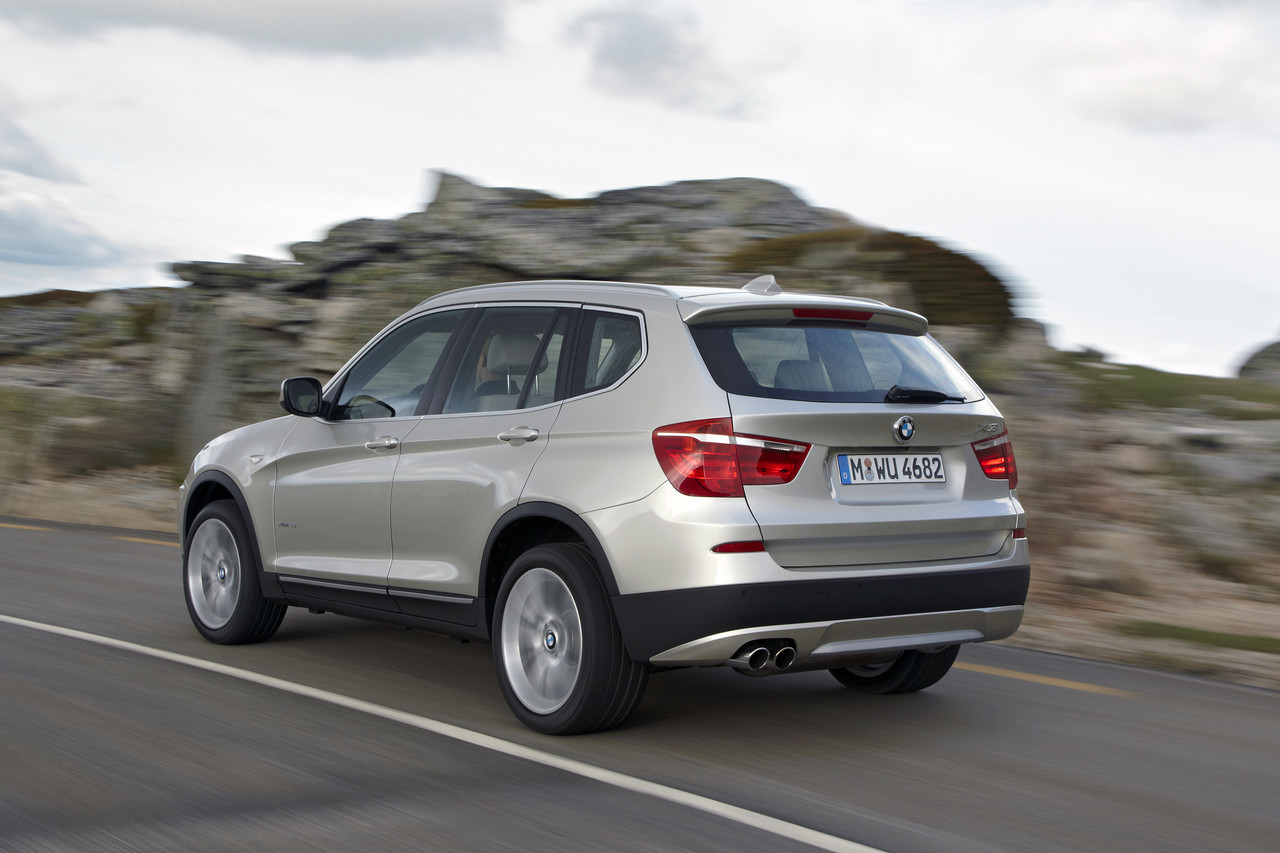 Foto de BMW X3 2011 (59/128)