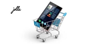 Jolla empieza a distribuir los primeros móviles con Sailfish OS