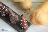 Recetas de Halloween: Crujientes capas de bruja hechas de chocolate