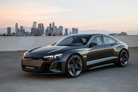 Audi E Tron Gt Concept 300