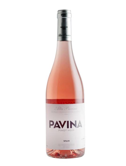 Vino rosado Pavina rosé Pinot Noir VT de Castilla y León