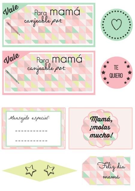 Kit Imprimible Dia Madre